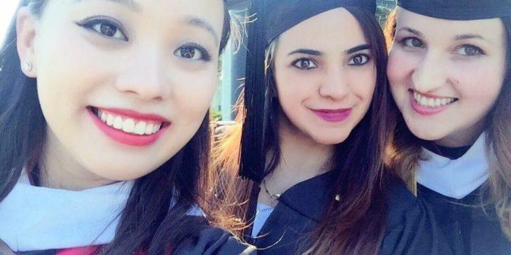Graduation Spring 2016