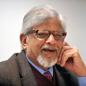Arun Gandhi Lecture: How Anger is a Gift