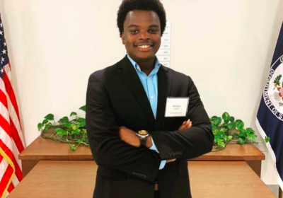 Abiodun Adeoye: In Tanzania on a Boren Scholarship